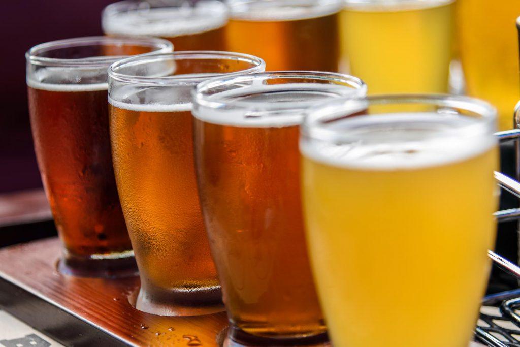 verschillende bieren