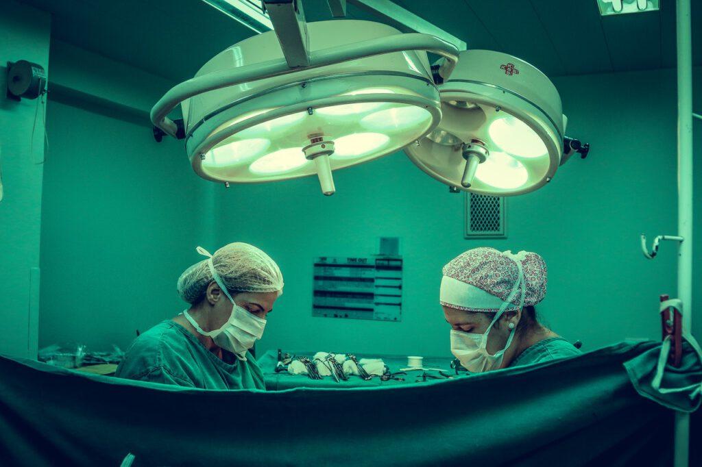 hernia operatie